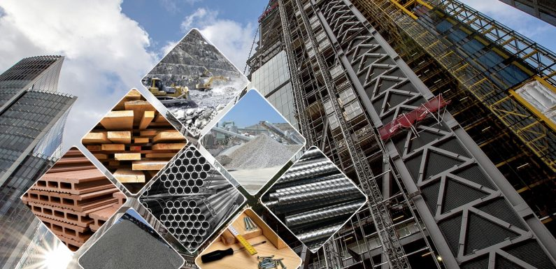 Know your building material supplier up close