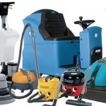Why should an individual make use of cleaning equipment