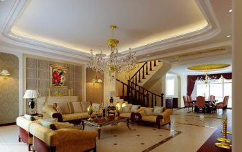 What does interior design mean