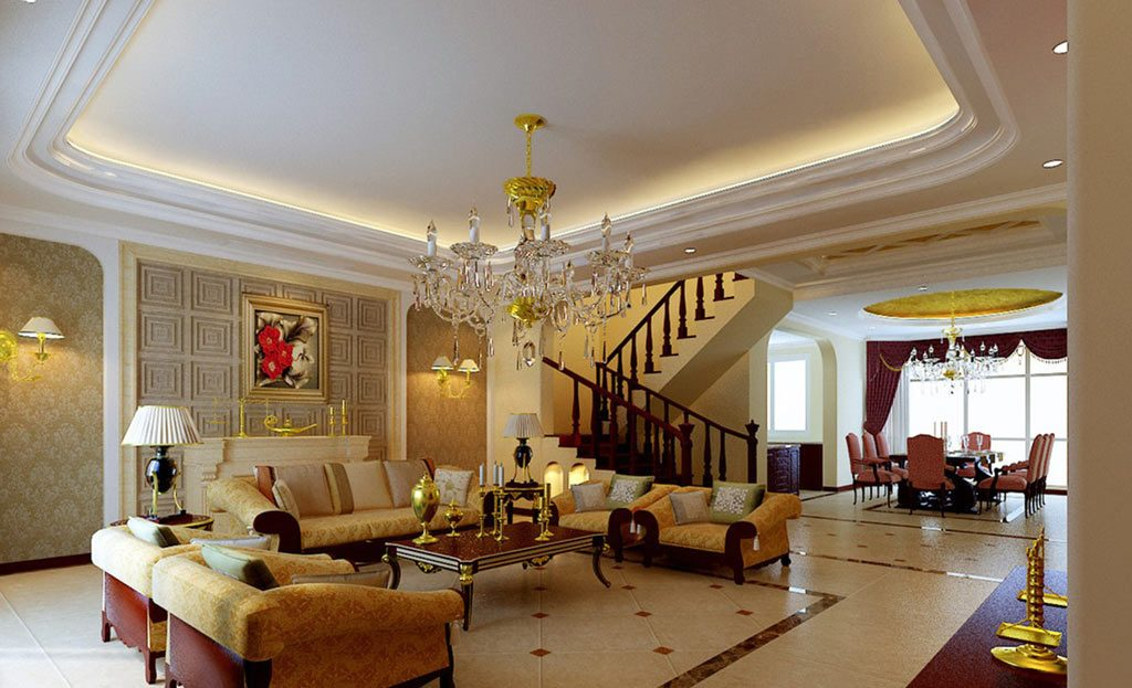 What does interior design mean?